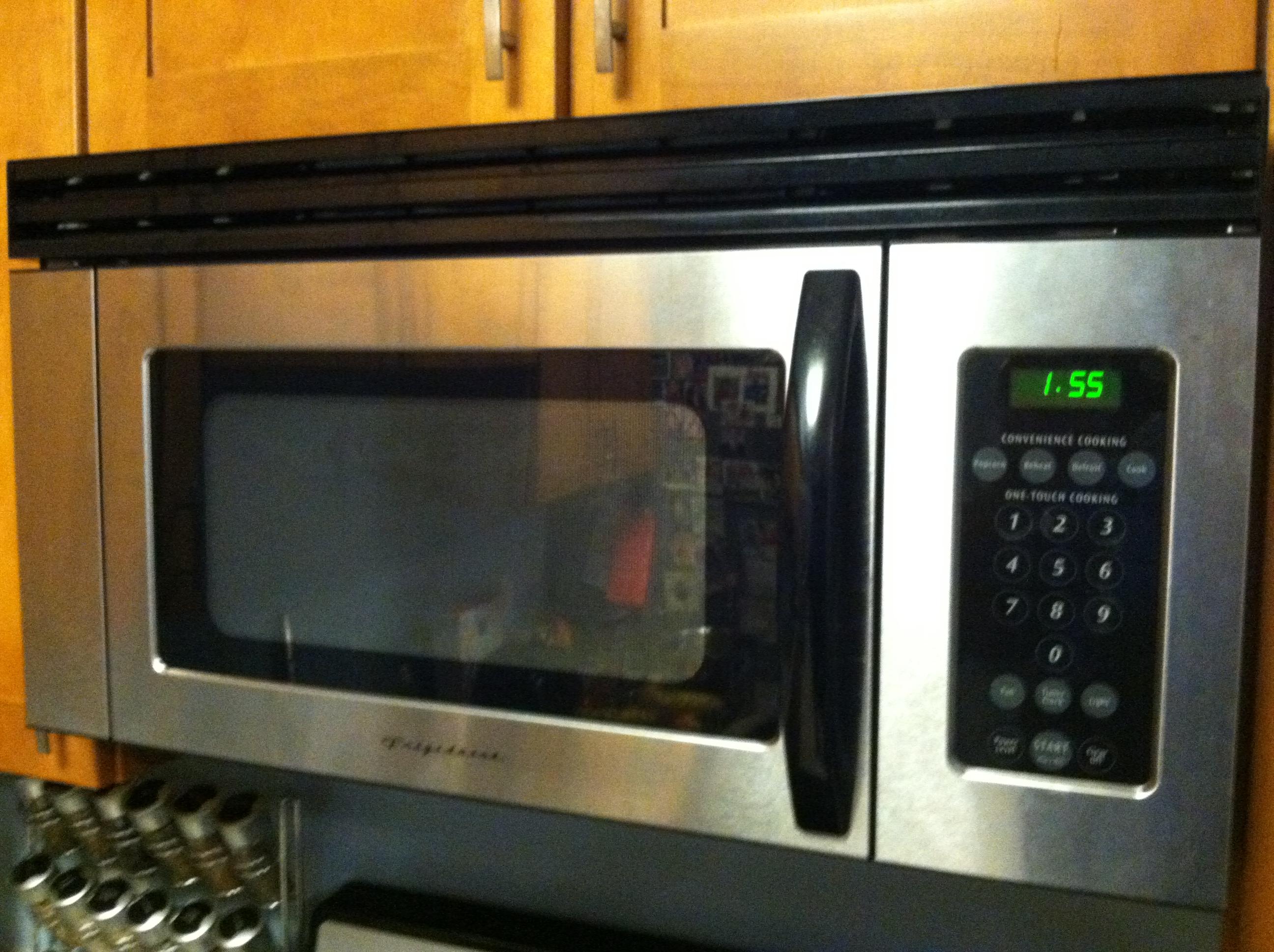 Microwave Keep It Up David