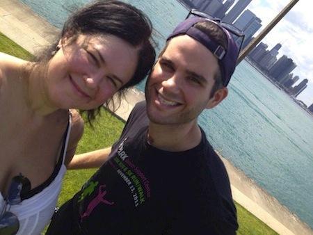 Laura and David 2