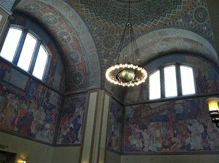 Los-Angeles-Central-Library-Rotunda