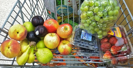 fruits-shopping-cart
