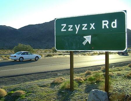 Zzyzx-road-highway-sign