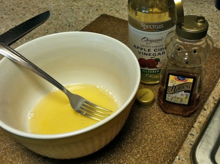 Honey-Vinaigrette