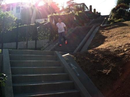 Landa-Redesdale-Stairway