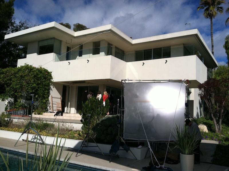 Giada De Laurentiis house in Maliu