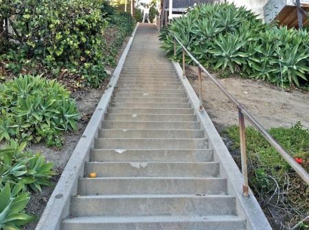 Swan-Stairway-Silver-Lake