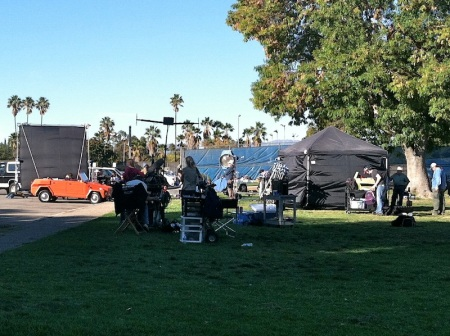 movie-crew-parking-lot