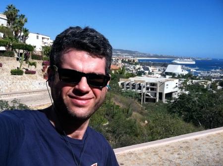 David-Selfie-Cruise-Ship