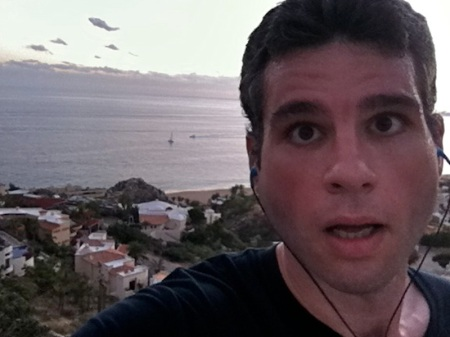 David-Selfie-Sunset-Cabo