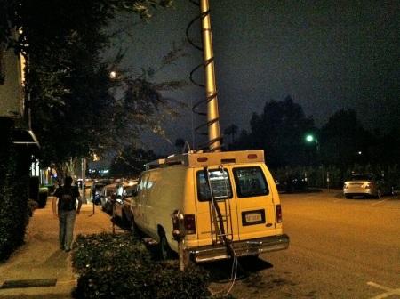 TV-van-parked