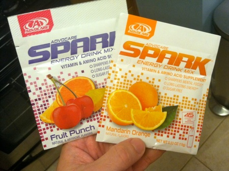 Advocare-Spark-packets