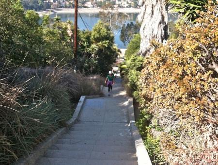 Stairway-Silver-Lake