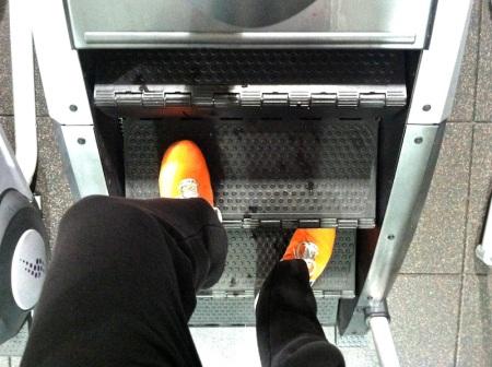 Feet-on-stairmaster