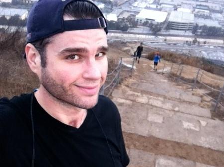 Selfie-Culver-City-Steps