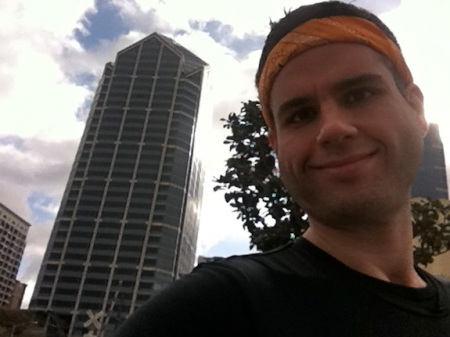 David-One-America-Plaza-Selfie