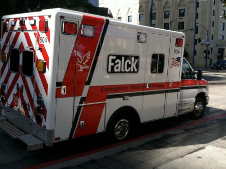 Falck-Ambulance