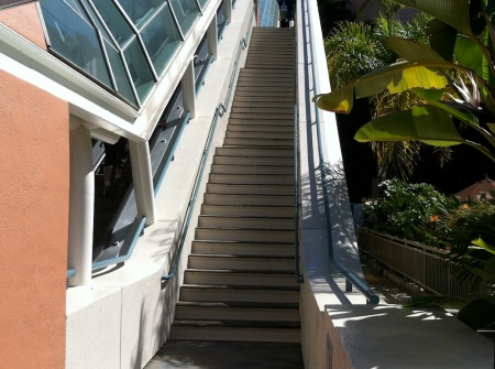 First-Section-Starway-Universal-Studios