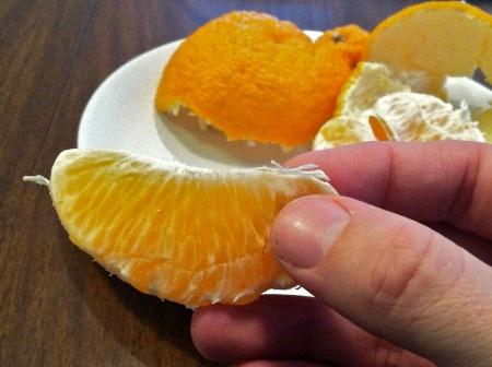 sumo-tangerine-segment