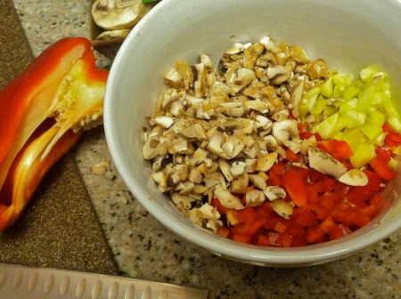 diced-mushrooms-zucchini-red-pepper-in-bowl
