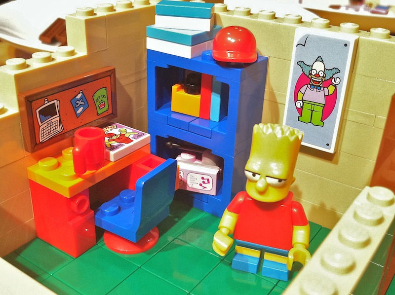 garage themed room ideas - Two Gym Visits… and 2 500 Legos In Between