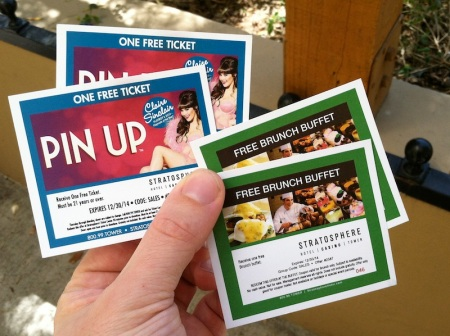 Stratosphere-Coupons