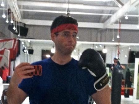 David-Boxing-Glove