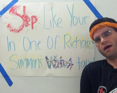 Richard-Simmons-Sign