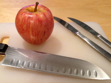 apple-and-knives