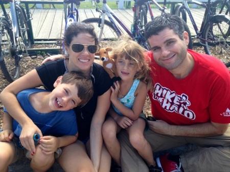david-family-bike-ride