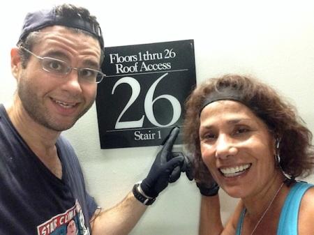 David-jeannie-26th-floor