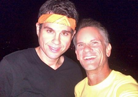 David-Jeff-Selfie