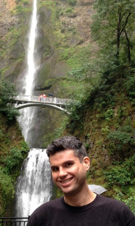 David-Multnomah-Falls