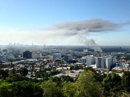 Fire-Runyon-Los- Angeles