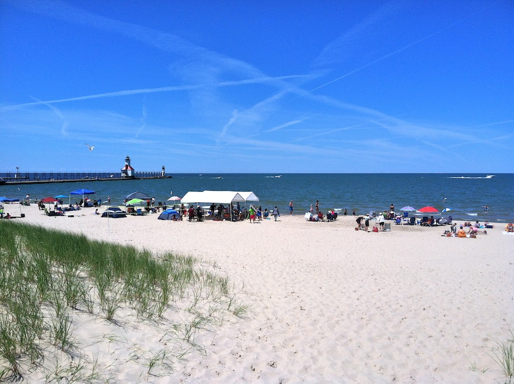 Tiscornia Park Beach