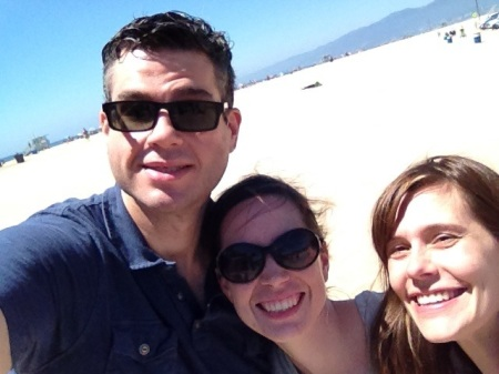 David-Katie-Julie-beach