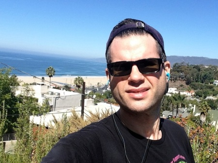 David-Selfie-Santa-Monica