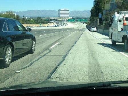 Empty-405-highway