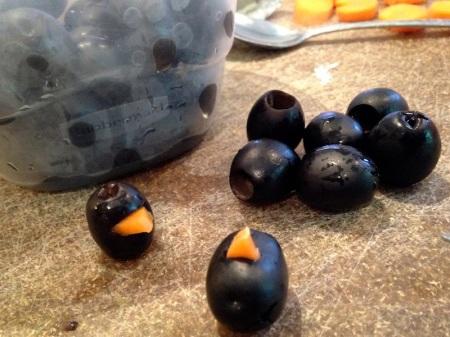 Olives-Carrot-wedges