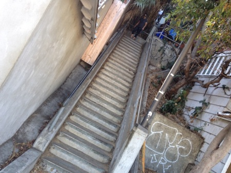 Santa-Monica-Stairs-Bottom