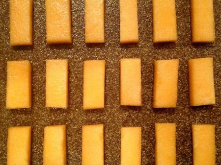 Cantaloupe-Planks