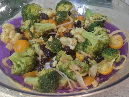 Cherry-Mustard-Broccoli