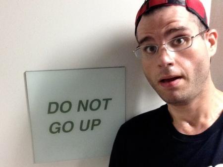 david-do-not-go-up