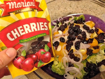Dried-Cherries-Salad