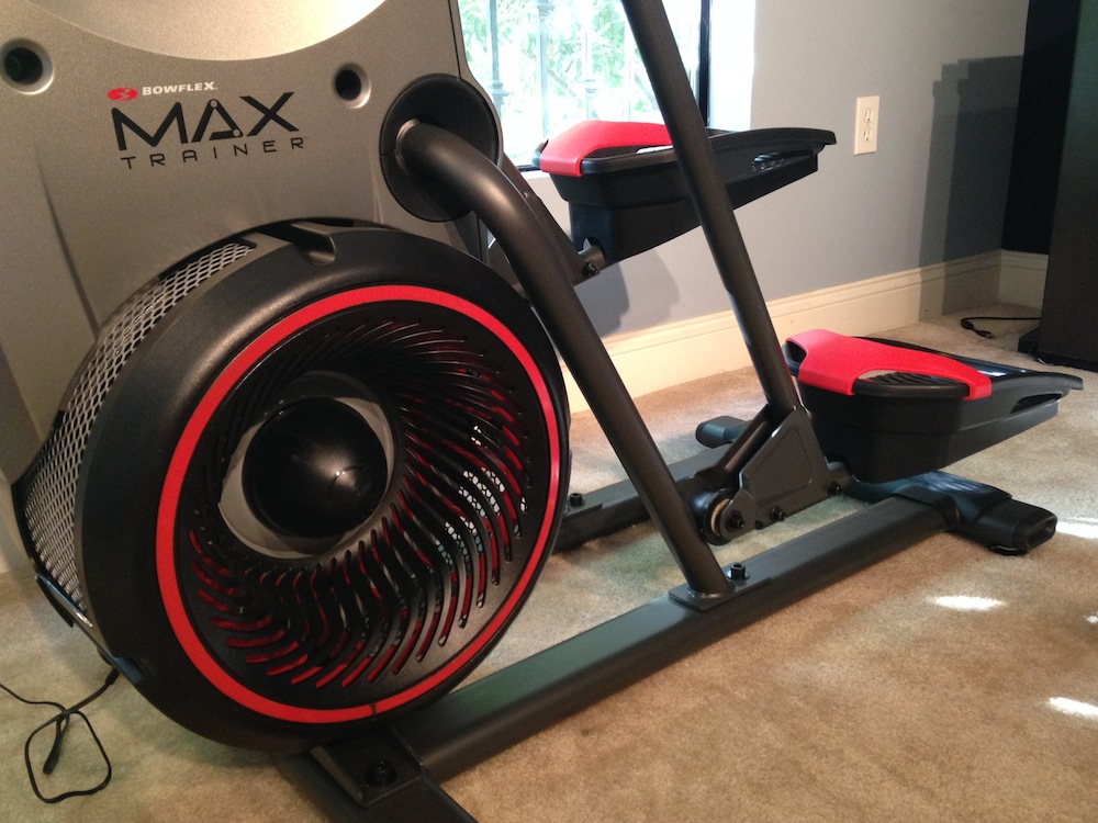 the max workout machine