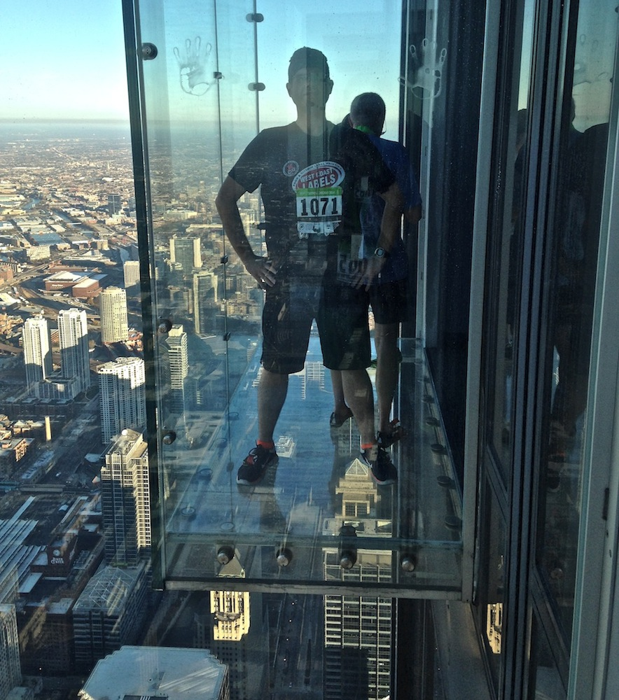 One Hundred And Three Floors! (SkyRise Chicago Race Recap
