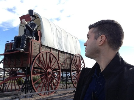 David-Worlds-Largest-Covered-Wagon