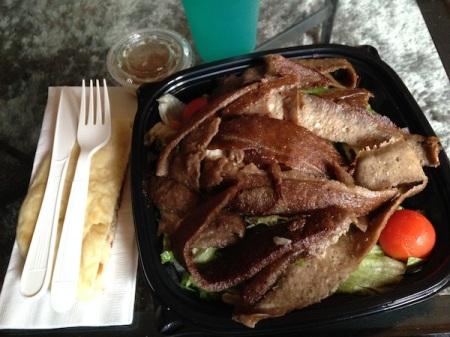 gyro-salad