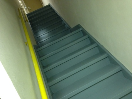 Hilton-Springfield-Stairwell
