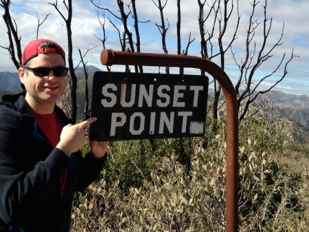 David-Sunset-Point-Sign