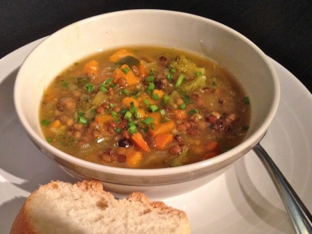 Bowl-Lentil-Vegetable-Soup