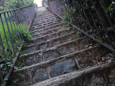 Pelham Stairs.
